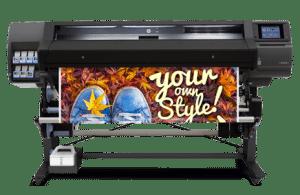 HP Latex 560 matériel d'impression professionnel