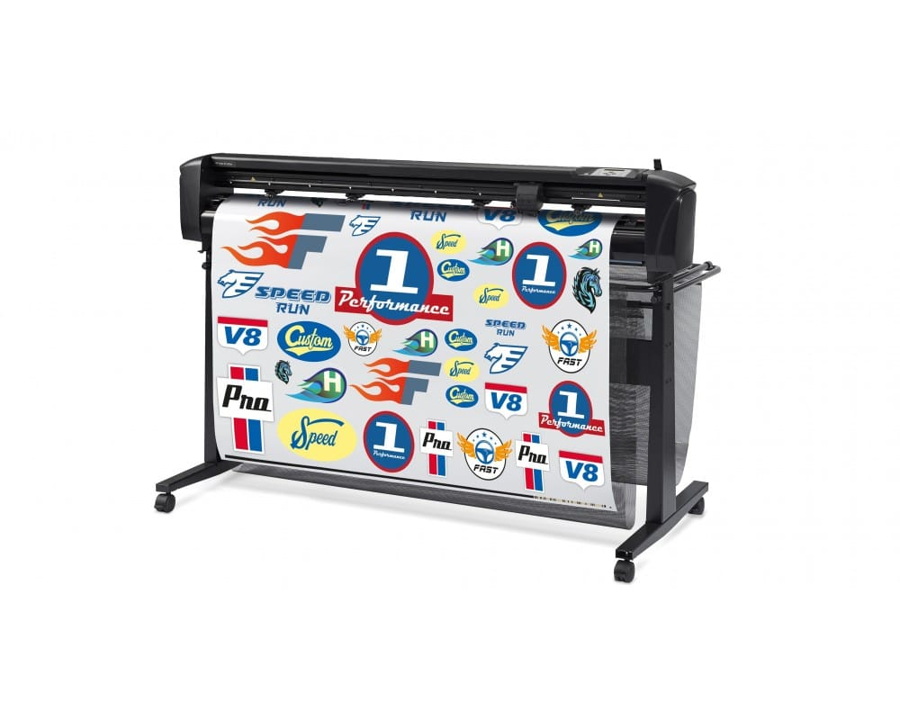 HP-Latex 315 - Print and cut - Groupe LOOS